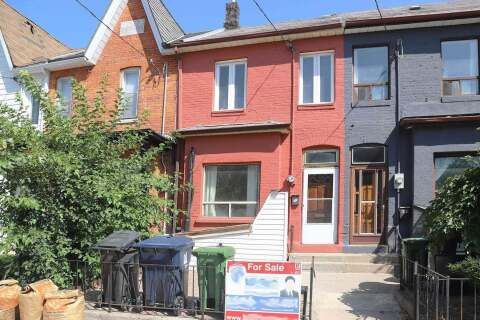 Townhouse for sale at 217 Euclid Ave Toronto Ontario - MLS: C4905642
