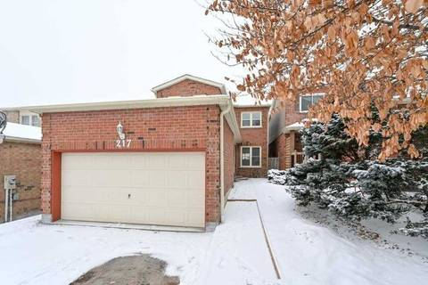 House for sale at 217 Glen Hill Dr Whitby Ontario - MLS: E4689054