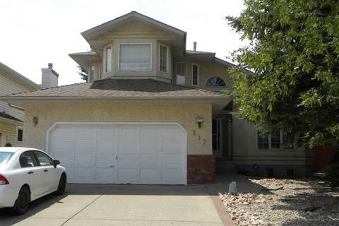 House for sale at 217 Heath Rd Nw Edmonton Alberta - MLS: E4154975