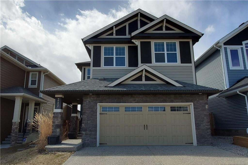 House for sale at 217 Mountainview Dr Mountainview_okotoks, Okotoks Alberta - MLS: C4291556