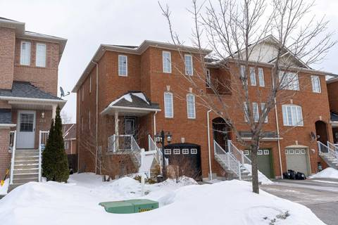 Townhouse for sale at 217 Old Harwood Ave Ajax Ontario - MLS: E4375955