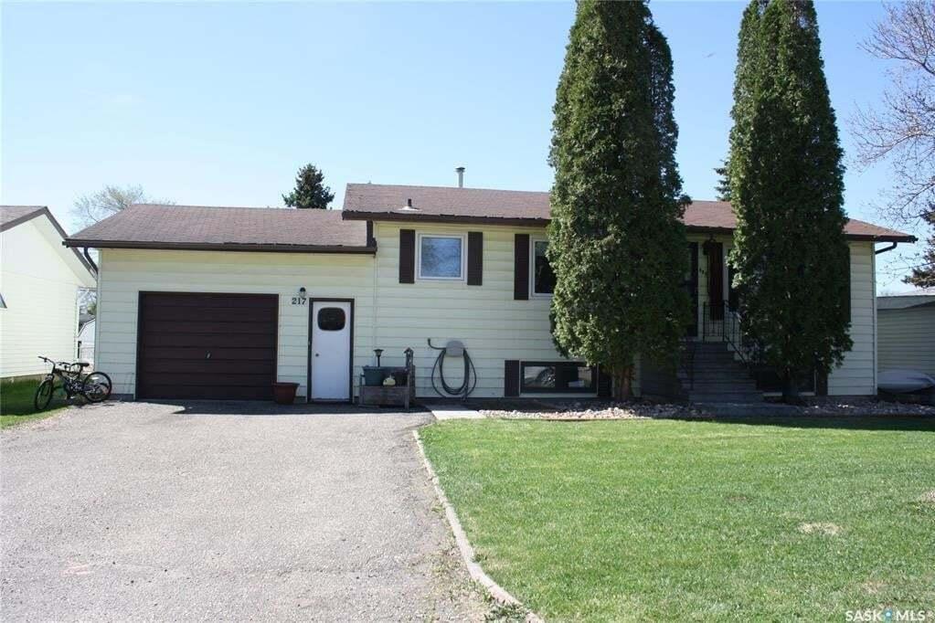 House for sale at 217 Park Ave Churchbridge Saskatchewan - MLS: SK809588