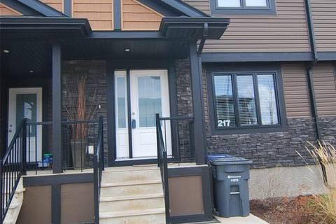 Townhouse for sale at 217 Rajput Wy Unit 217 Saskatoon Saskatchewan - MLS: SK767645