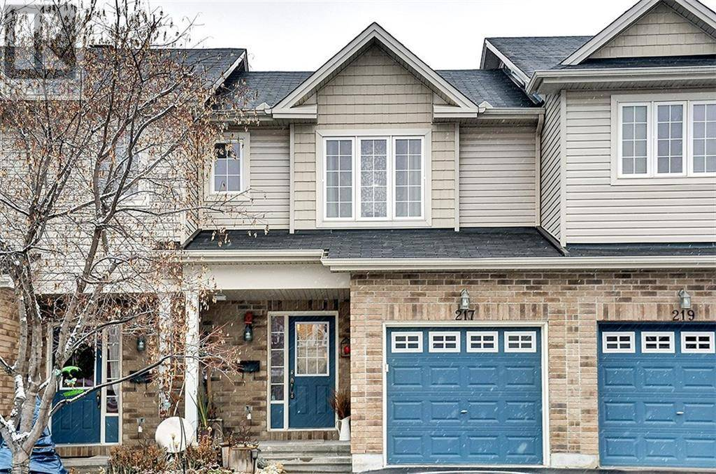 Townhouse for sale at 217 Rolling Meadow Cres Ottawa Ontario - MLS: 1176974