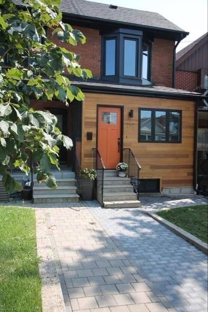 Townhouse for sale at 217 Rosemount Ave Toronto Ontario - MLS: W4546700