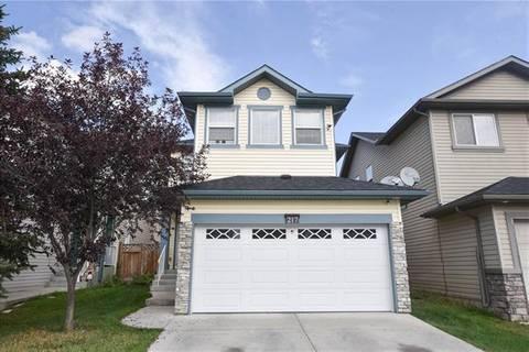 House for sale at 217 Saddlecrest Pl Northeast Calgary Alberta - MLS: C4269952