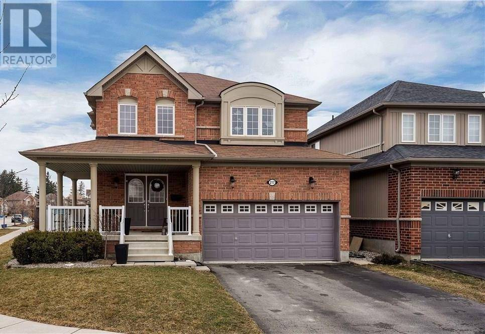 House for sale at 217 Thomas Ave Brantford Ontario - MLS: 30795795