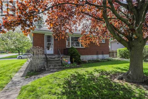 House for sale at 217 Vancouver St London Ontario - MLS: 197119