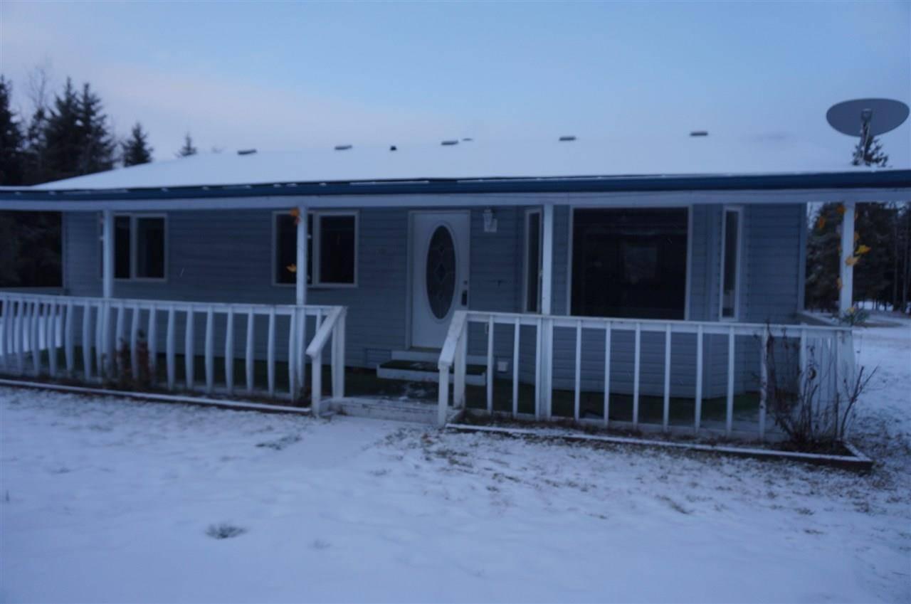 House for sale at 217 Woodridge Cres Rural Sturgeon County Alberta - MLS: E4191834