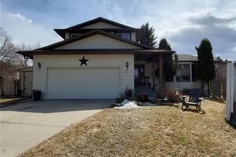 House for sale at 217 Woodrow Pl Okotoks Alberta - MLS: C4288332