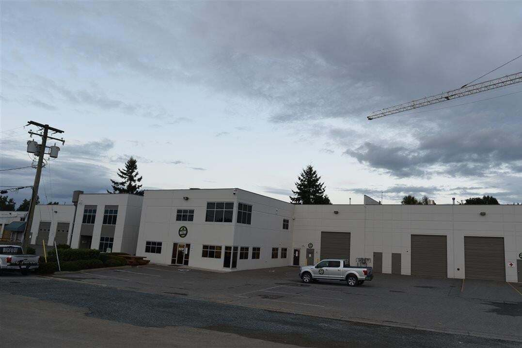 Commercial property for sale at 2170 Carpenter St Abbotsford British Columbia - MLS: C8034340