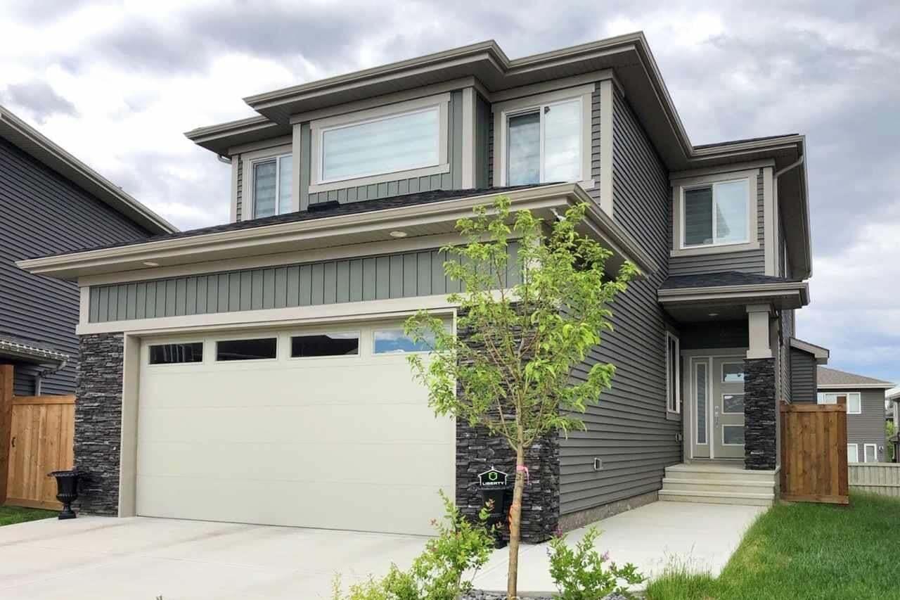 House for sale at 21703 85 Av NW Edmonton Alberta - MLS: E4200249