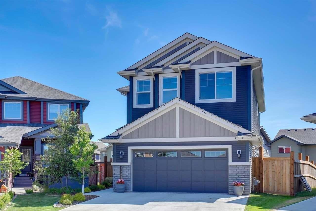 House for sale at 21704 85 Av NW Edmonton Alberta - MLS: E4202292