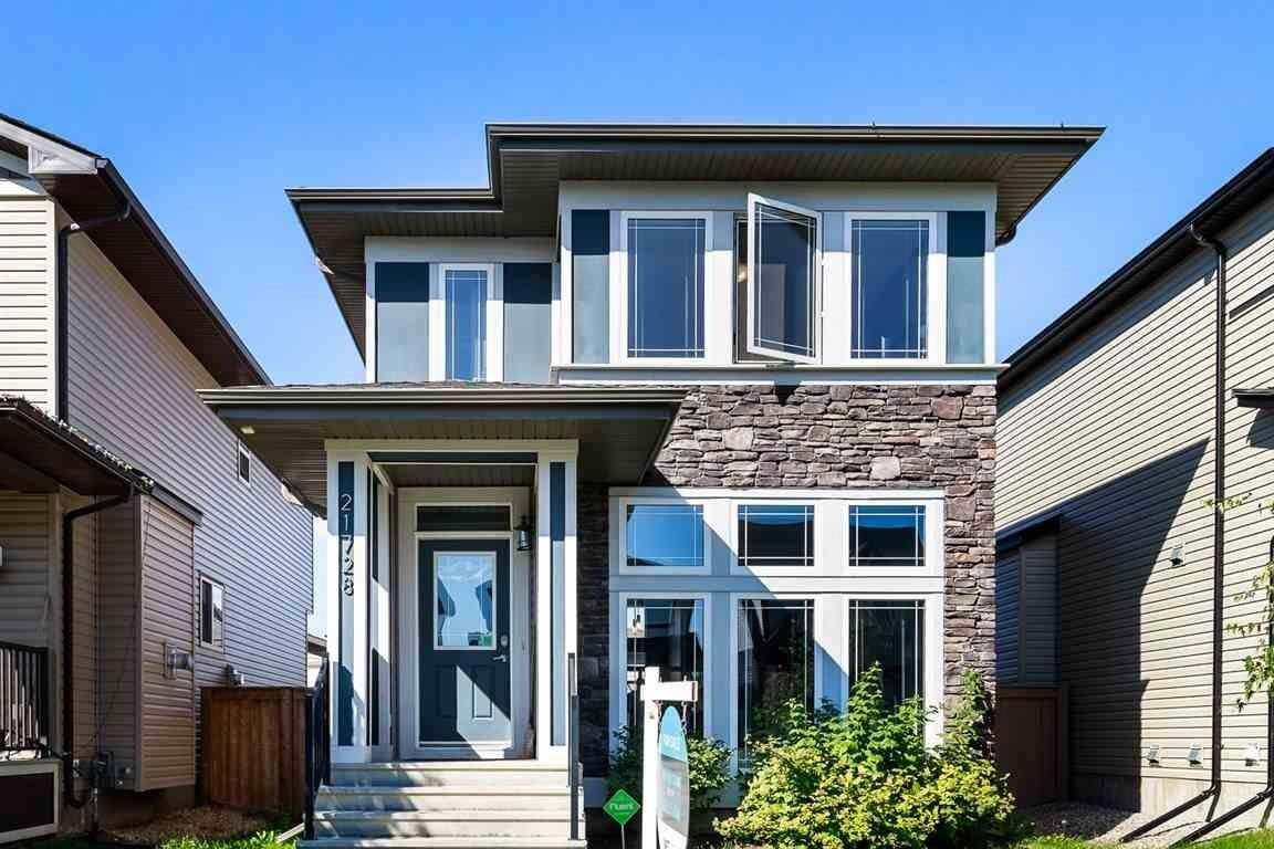 House for sale at 21728 99 Av NW Edmonton Alberta - MLS: E4212007