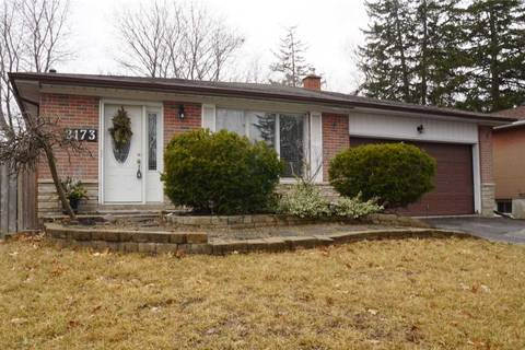 House for sale at 2173 Davebrook Rd Mississauga Ontario - MLS: W4390135