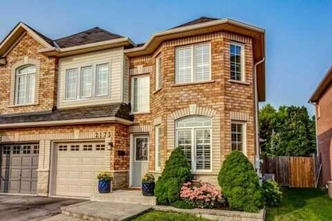 Townhouse for sale at 2173 Sutton Dr Burlington Ontario - MLS: W4915110