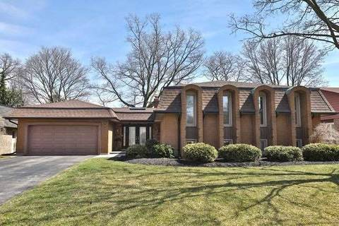House for sale at 2174 Elmhurst Ave Oakville Ontario - MLS: W4424061