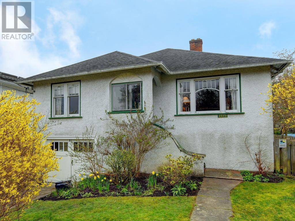 House for sale at 2175 Mcneill Ave Victoria British Columbia - MLS: 423691