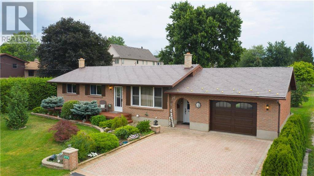 House for sale at 2175 William Shakespeare St Shakespeare Ontario - MLS: 30758415