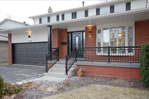 House for sale at 2176 Malden Ct Mississauga Ontario - MLS: W4438404