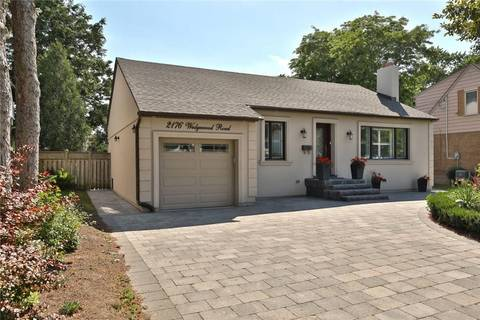 House for sale at 2176 Wedgewood Rd Mississauga Ontario - MLS: H4055727