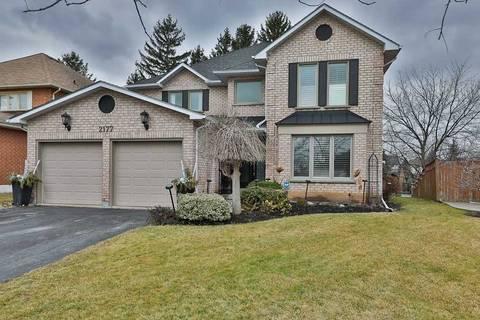 House for sale at 2177 Mystic Ct Burlington Ontario - MLS: W4665576