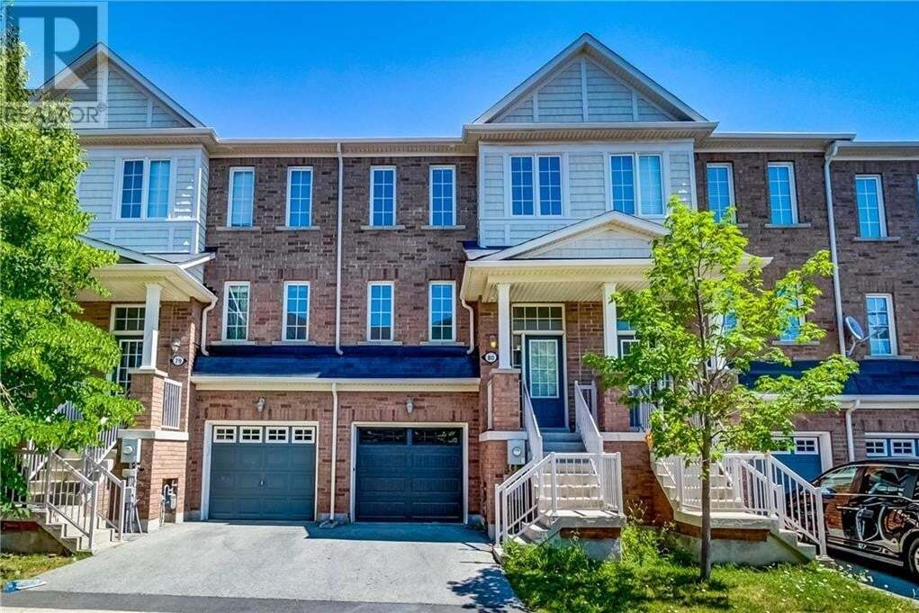 Townhouse for sale at 2178 Fiddlers Wy Oakville Ontario - MLS: 30823810