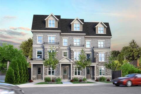 Townhouse for sale at 2179 Weston Rd Toronto Ontario - MLS: W4699352