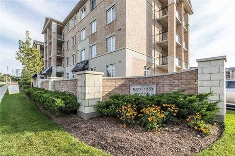 Condo for sale at 1077 Gordon St Unit 218 Guelph Ontario - MLS: X4590685