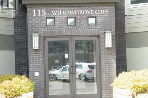 Condo for sale at 115 Willowgrove Cres Unit 218 Saskatoon Saskatchewan - MLS: SK776685
