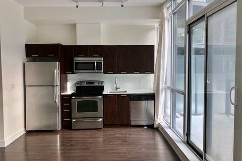 Apartment for rent at 169 Fort York Blvd Unit 218 Toronto Ontario - MLS: C4637053