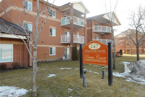 Condo for sale at 247 King St Unit 218 New Tecumseth Ontario - MLS: N4712875