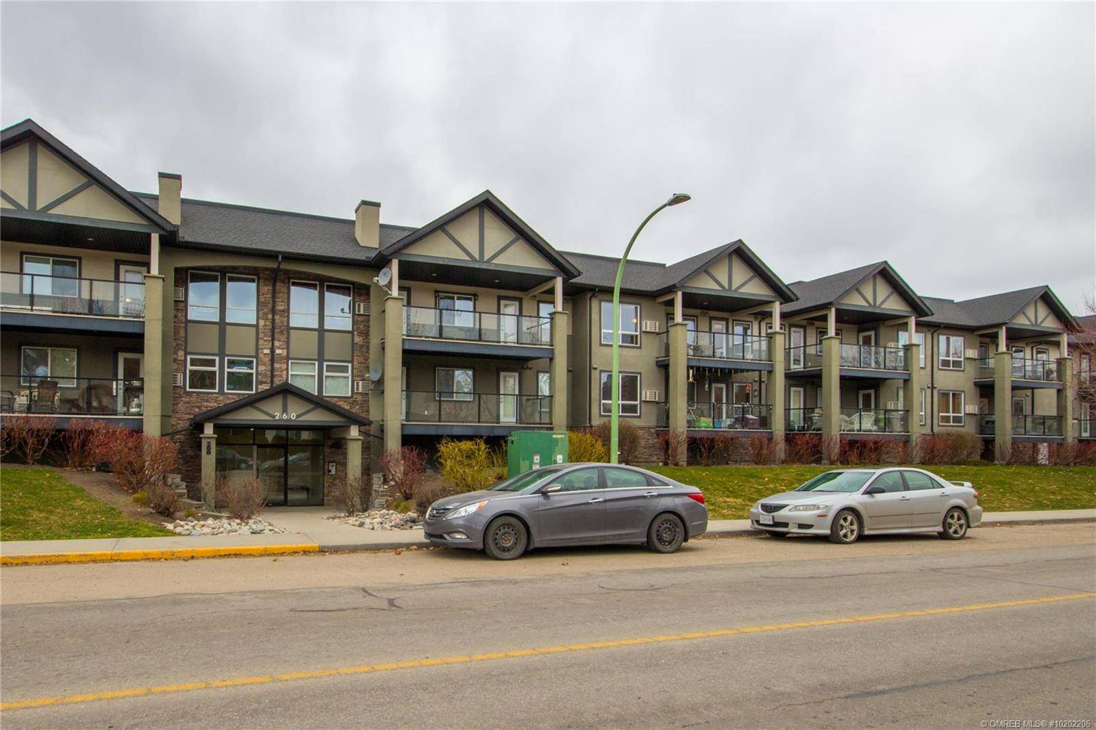 Condo for sale at 260 Franklyn Rd Unit 218 Kelowna British Columbia - MLS: 10202206