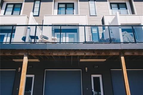 Townhouse for sale at 3229 Elgaard Dr Unit 218 Regina Saskatchewan - MLS: SK782926