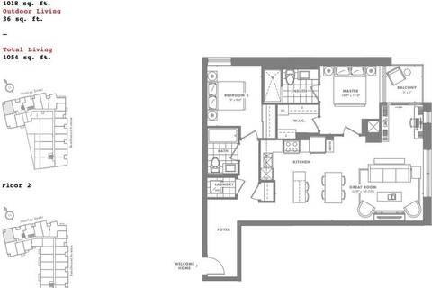 Condo for sale at 411 Mckay St Unit 218 Ottawa Ontario - MLS: X4754781