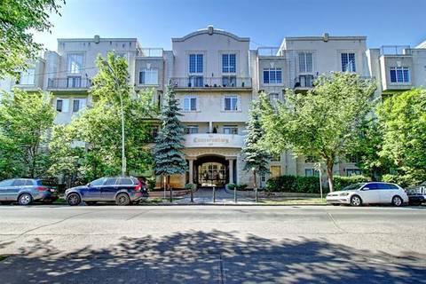 Condo for sale at 527 15 Ave Southwest Unit 218 Calgary Alberta - MLS: C4254179