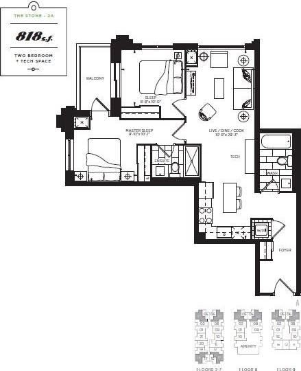 Condo for sale at 9560 Markham Rd Unit 218 Markham Ontario - MLS: N4678194