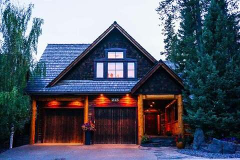 House for sale at 218 Benchlands Te Canmore Alberta - MLS: A1021481