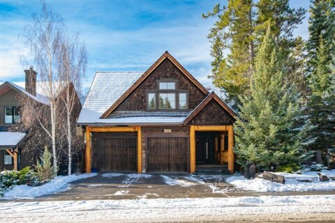 House for sale at 218 Benchlands  Te Canmore Alberta - MLS: A1050031
