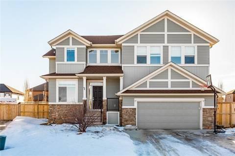 House for sale at 218 Boulder Creek Ct South Langdon Alberta - MLS: C4224703