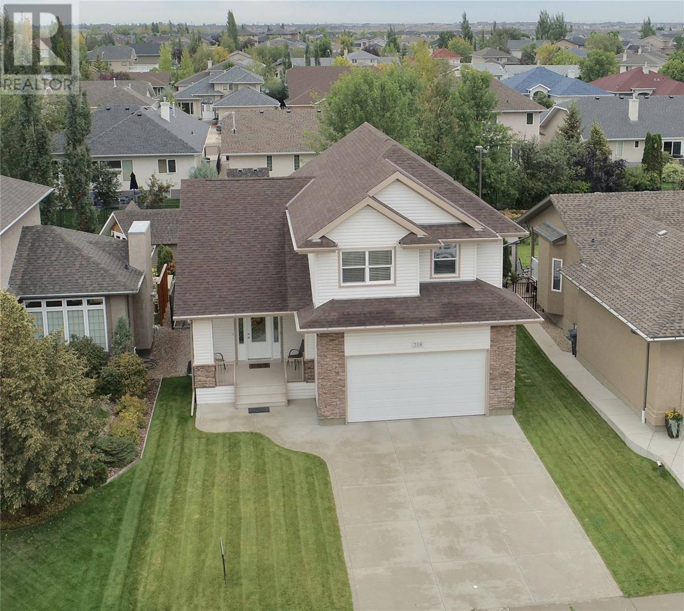 House for sale at 218 Brookdale Cres Saskatoon Saskatchewan - MLS: SK783693