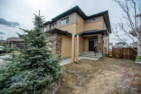 Townhouse for sale at 218 Canals Cs Southwest Airdrie Alberta - MLS: C4237428
