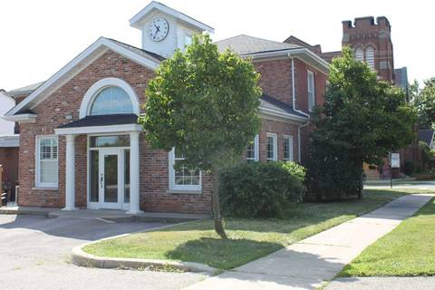 Commercial property for lease at 218 Colborne St Whitby Ontario - MLS: E4682364