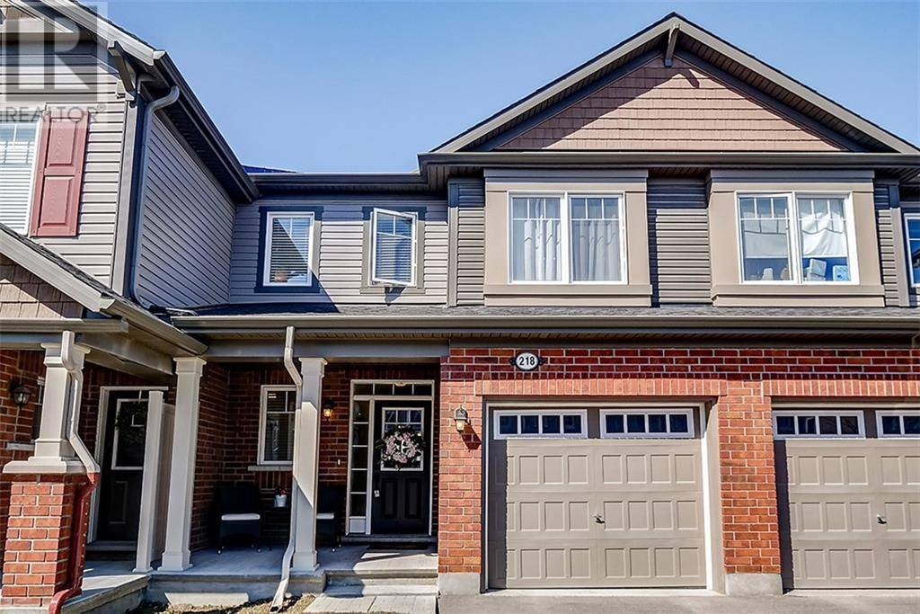 Townhouse for sale at 218 Conifer Creek Circ Kanata Ontario - MLS: 1187589