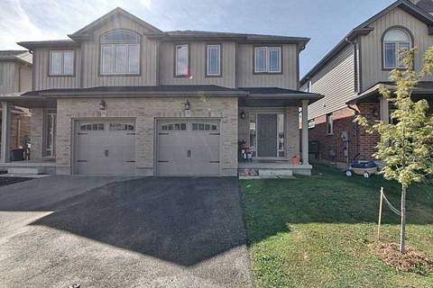 Townhouse for sale at 218 Couling Cres Guelph Ontario - MLS: X4464250