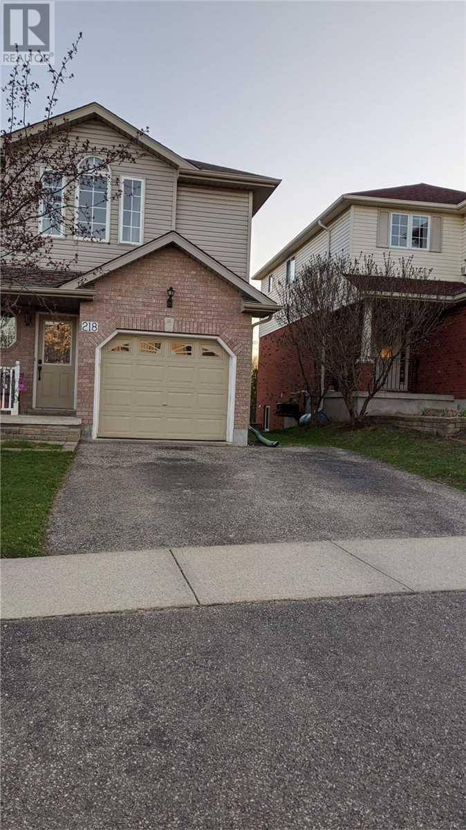 House for rent at 218 Dearborn Blvd East Waterloo Ontario - MLS: X4756568