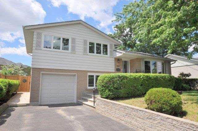 Sold: 218 Fairfax Place, Burlington, ON