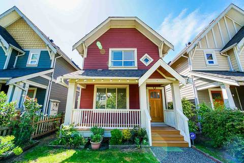 House for sale at 218 Furness St New Westminster British Columbia - MLS: R2365680