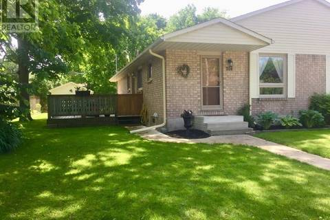 House for sale at 218 Grand River St North Paris Ontario - MLS: 30744971