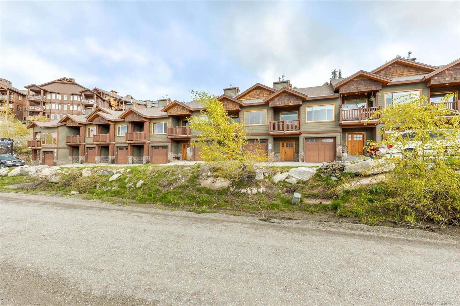 Townhouse for sale at 218 Kettleview Rd Big White British Columbia - MLS: 10208032